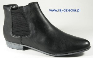Clarks Lolly Dawson Black Leather