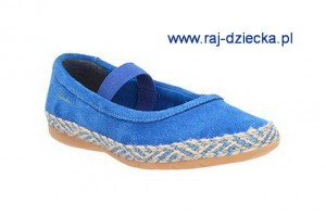 Clarks Dance Jump Inf Electric Blue